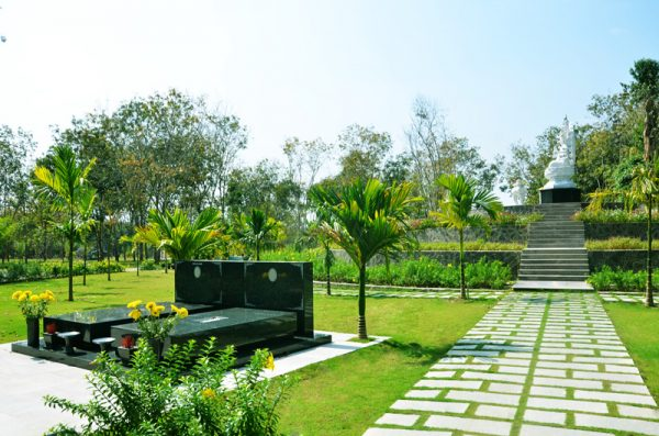 công viên nghĩa trang