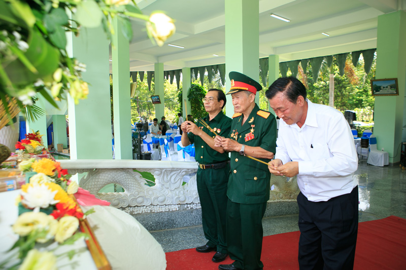 nghĩa trang đẹp nhất Việt Nam