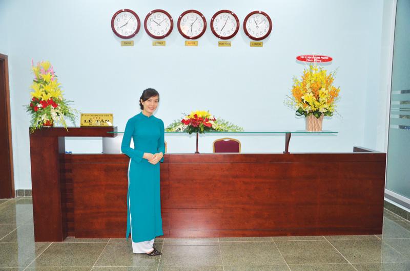 Nhà hàng khách sạn Hoa Viên tại nghĩa trang Bình Dương