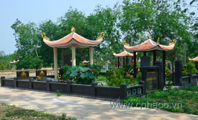 Thiết kế mẫu lăng mộ đá đẹp – mộ đá đẹp hợp phong thủy ở Việt Nam