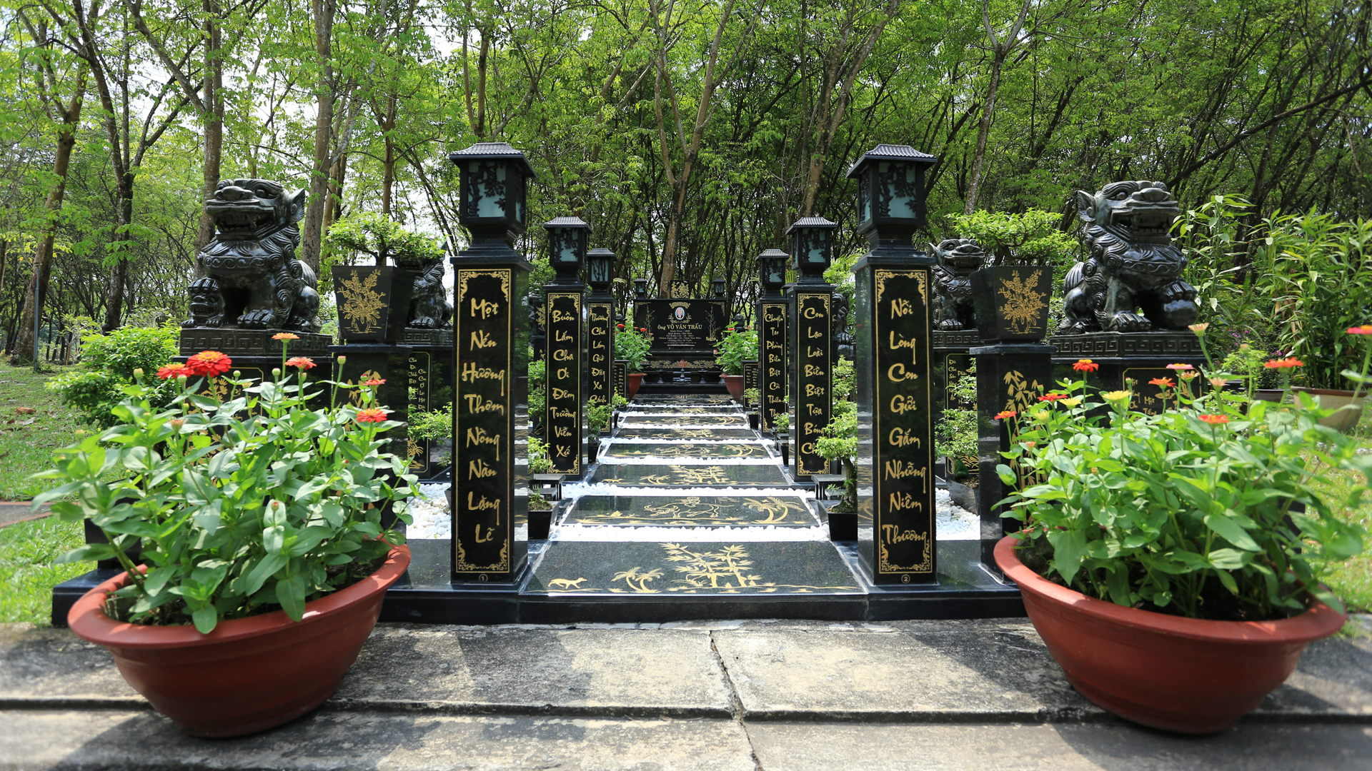 Tổng Quan Dịch Vụ tại Công viên nghĩa trang Bình Dương