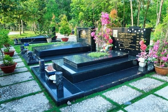 mẫu mộ đẹp ở việt nam