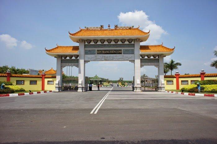 Top 6 công viên nghĩa trang đẹp nhất Việt Nam