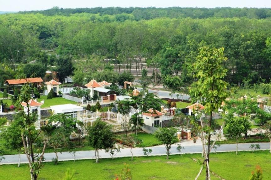 Đất nghĩa trang đẹp, đất phong thủy tốt tại Cphaco