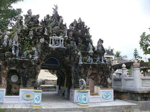 những ngôi mộ đẹp