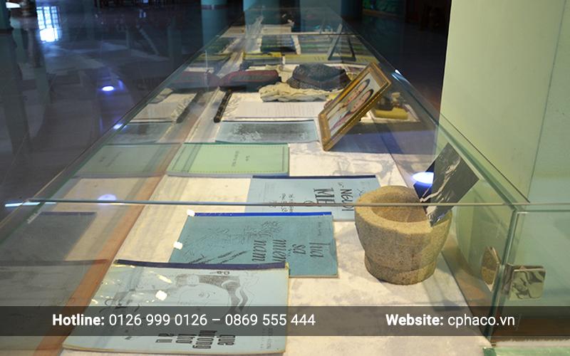 Bảo tàng đời nghệ sỹ tại Cphaco