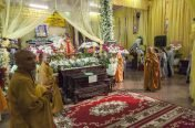 nghi thức mai táng của Phật giáo