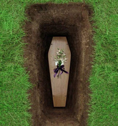 đất nghĩa trang