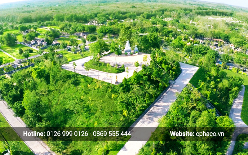 TOP 6 Nghĩa trang đẹp nhất Việt Nam
