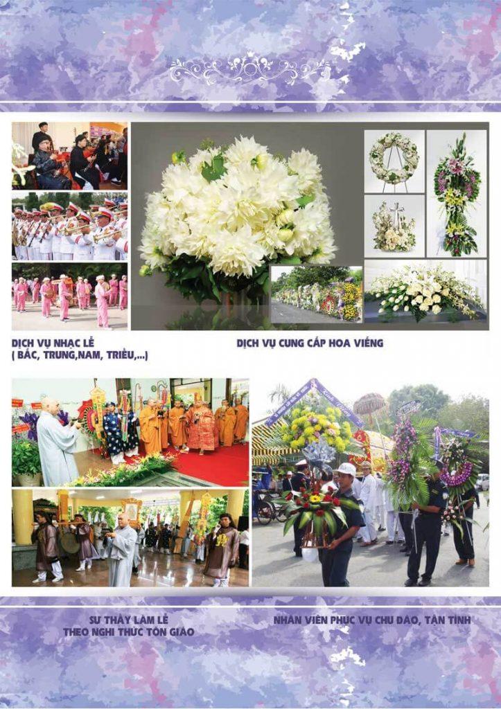 dịch vụ tang lễ trọn gói