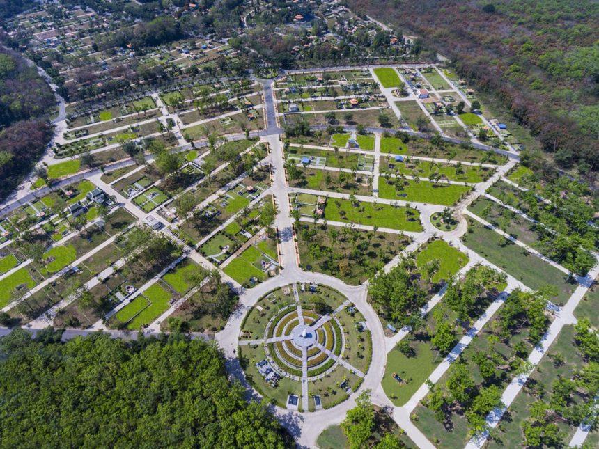 Điểm danh các nghĩa trang lớn ở TPHCM
