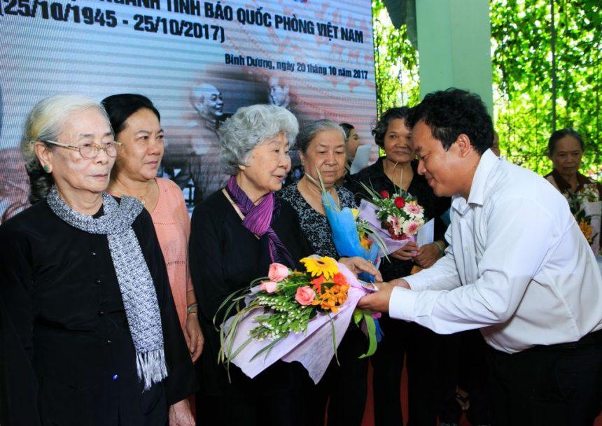 Họp mặt kỷ niệm 72 năm thành lập ngành Tình báo quốc phòng Việt Nam