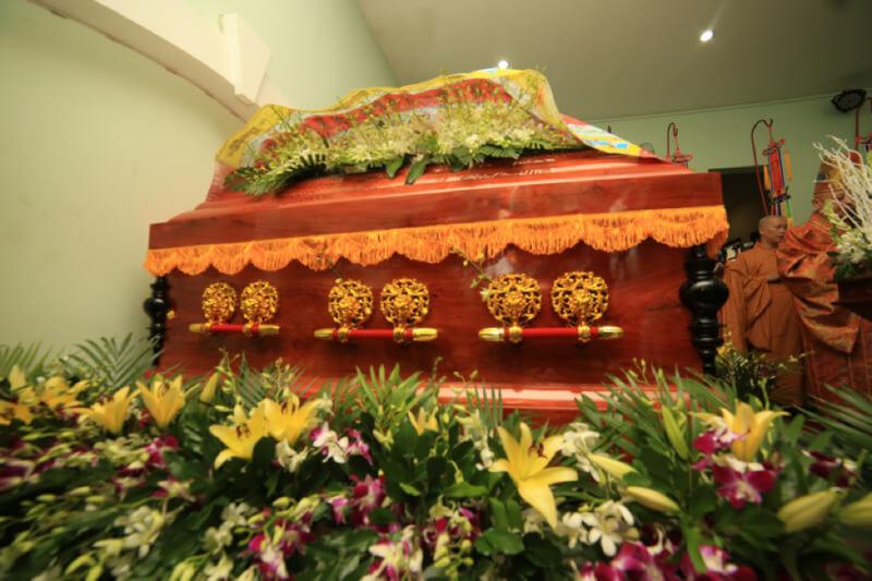 dịch vụ đám tang