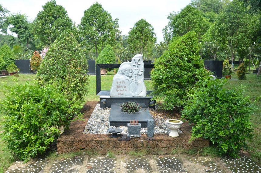 Mẫu mộ đá đẹp