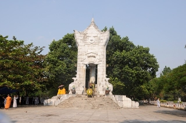 công viên nghĩa trang đẹp nhất Việt Nam