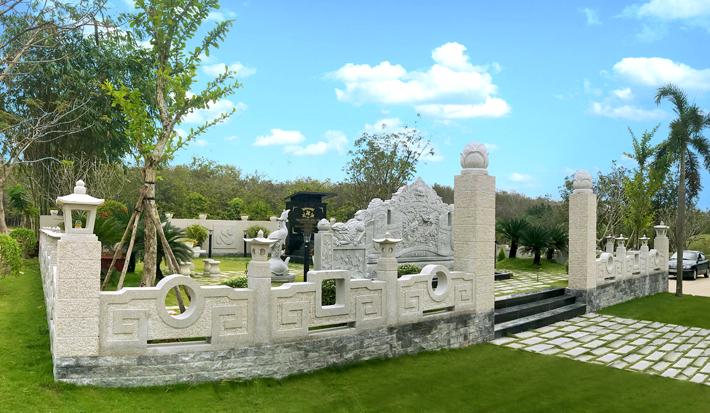 Mẫu mộ đá gia tộc 6
