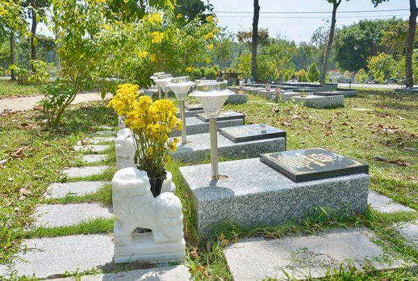 Mẫu mộ đá gia tộc 5