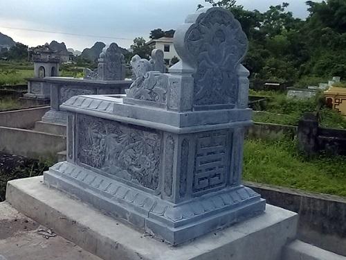 Mẫu mộ đá đẹp 6