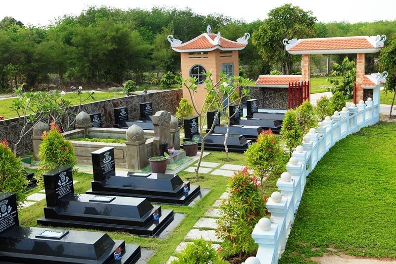 thiết kế xây dựng lăng mộ