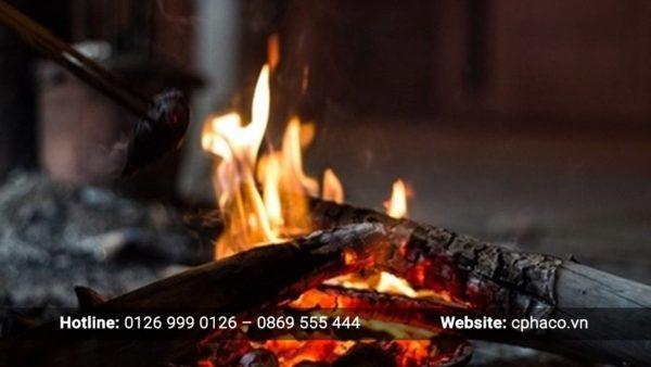 Dịch vụ thắp lửa sưởi ấm mộ phần