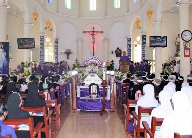 dịch vụ lễ tang