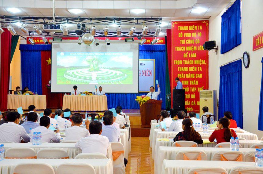 họp đại hội cổ đông