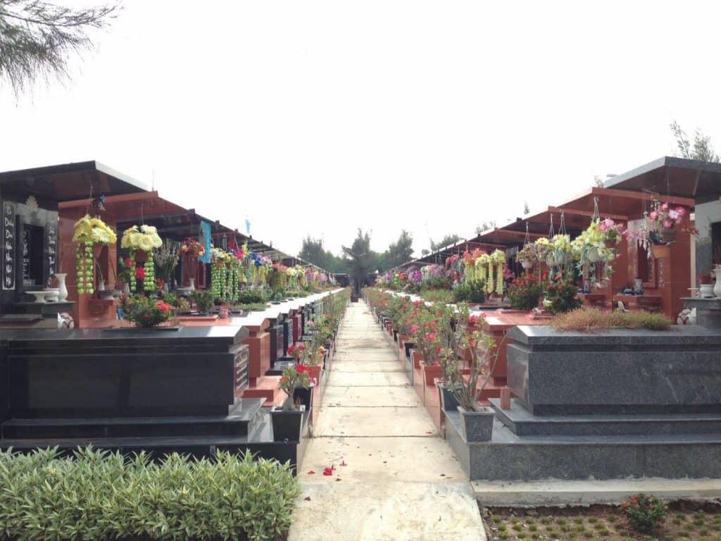 các nghĩa trang tphcm