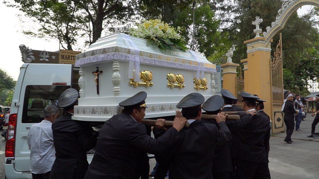 quy trình tang lễ