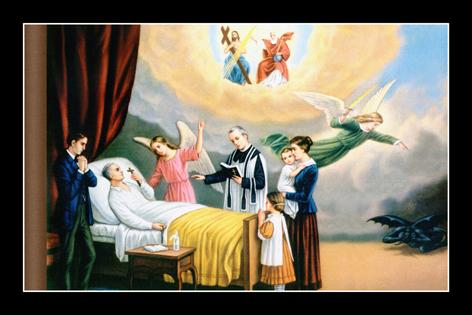 nghi thức mai táng của đạo Công Giáo