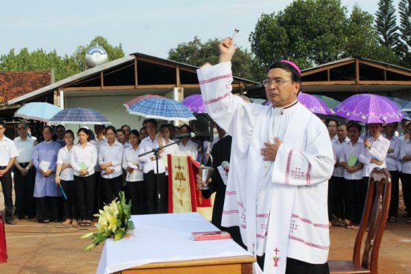Nghi thức làm phép nhà của đạo Công giáo