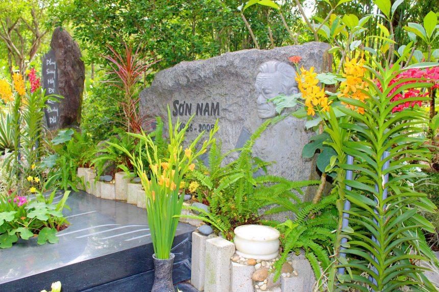 Lễ tưởng niệm 10 năm ngày mất cố nhà văn Sơn Nam