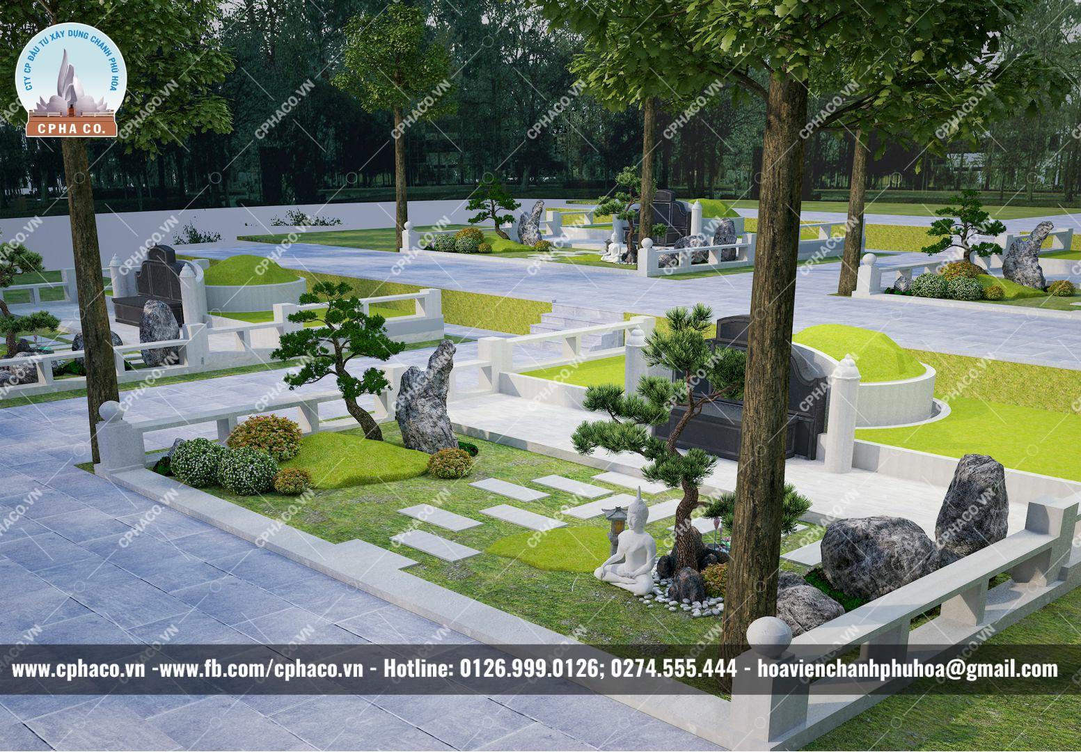 Đất Nghĩa Trang Phật Giáo