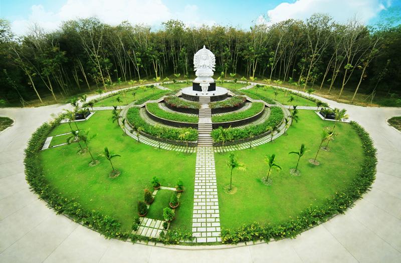 công viên nghĩa trang bình dương