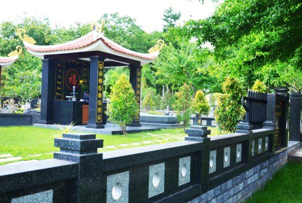 đất nghĩa trang bình dương