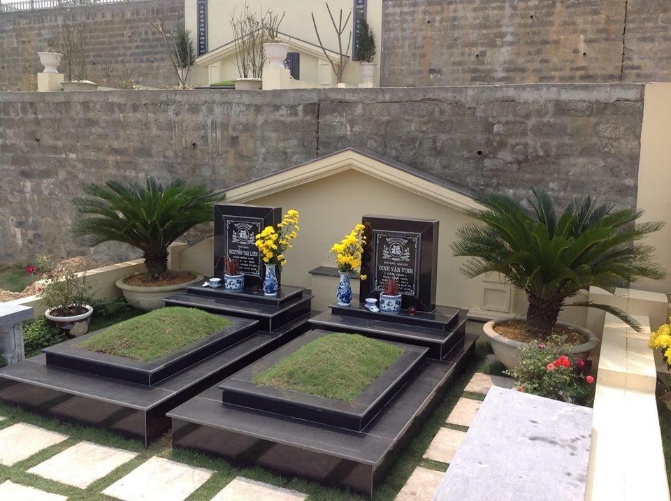 lưu ý khi xây mộ mới