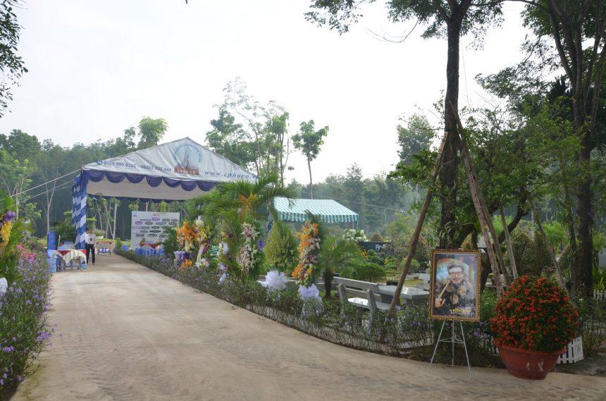 Thêm một số hình ảnh về tang lễ của NSƯT Giang Châu