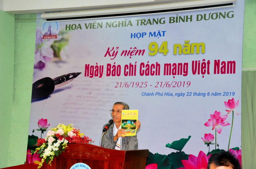 Kỷ niệm ngày báo chí Việt Nam