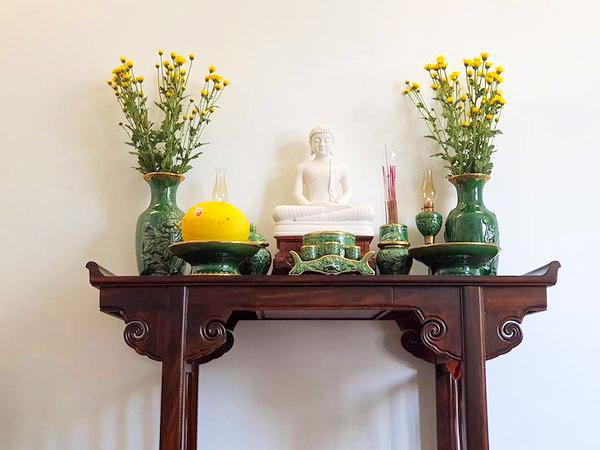 Cách chọn hoa dùng để thờ cúng