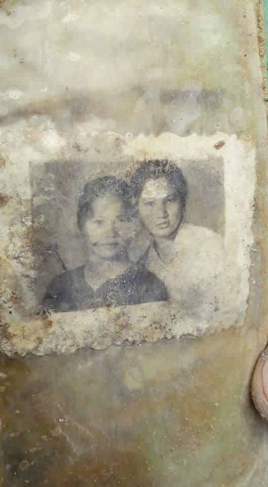 Hiện vật của các liệt sĩ được tìm thấy tại hố khái quật