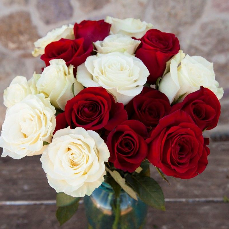 Hoa hồng đại diện cho sự ngọt ngào thanh khiết và sự bền vững của tình mẹ con