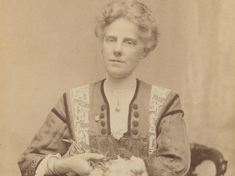 Bà Anna Jarvis, người vận động cho ngày của mẹ