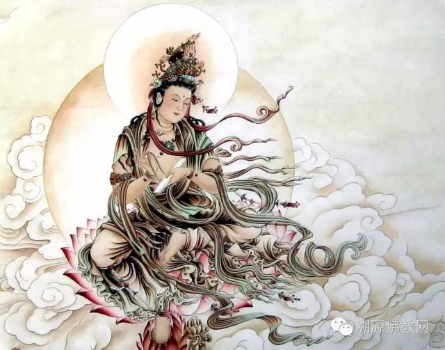Trung Thu ngắm trăng, bái vọng đản sinh Nguyệt Quang Bồ Tát