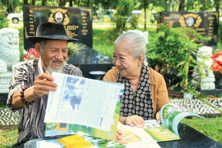Tiêu chí văn hóa của người cao tuổi