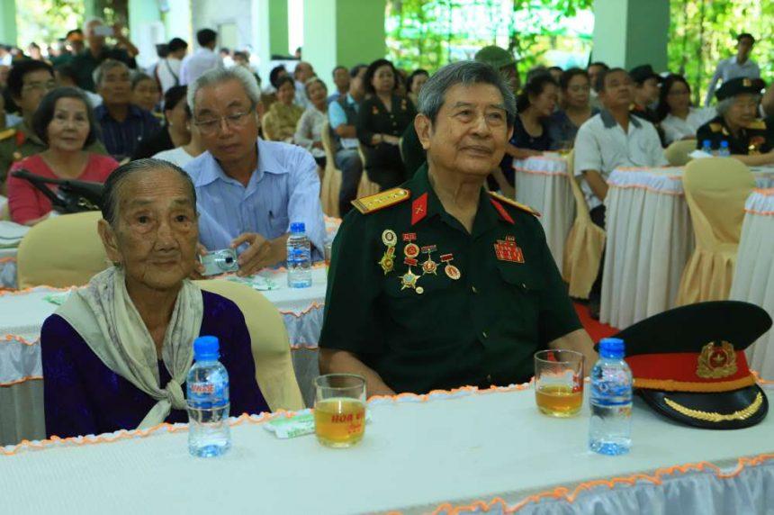 Mẹ Việt Nam Anh Hùng Nguyễn Thị Đậu