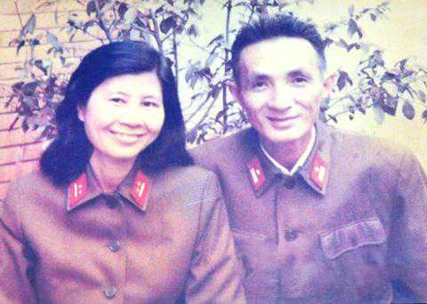 Nữ điệp viên Tám Thảo và chồng bà - Đại tá Lê Văn Phong