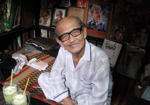 Chân dung nghệ sĩ Hồ Kiểng