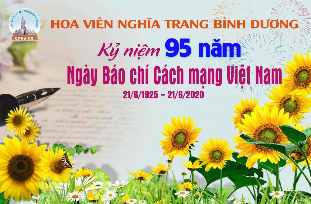 Kỷ niệm 95 năm ngày báo chí Việt Nam