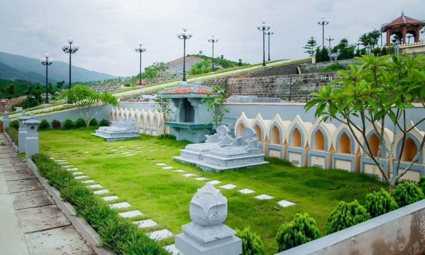 Nghĩa trang gia đình