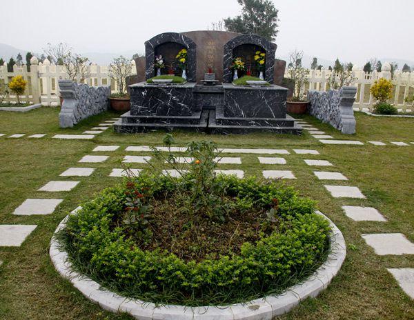 mẫu nghĩa trang gia đình 6