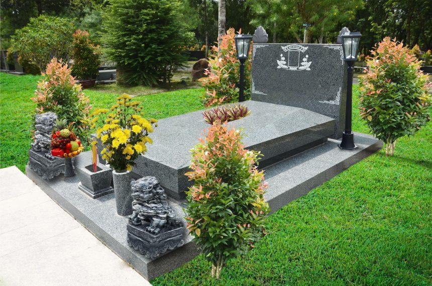 Mẫu mộ đá đẹp 4